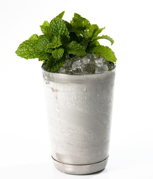 Mint Julep - Mixing Bar